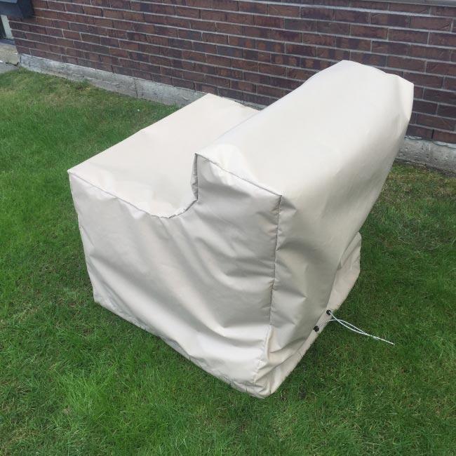 housse pour chaise extérieure