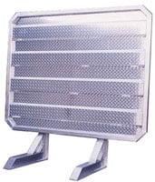 protège cabine (cab shield) en aluminium