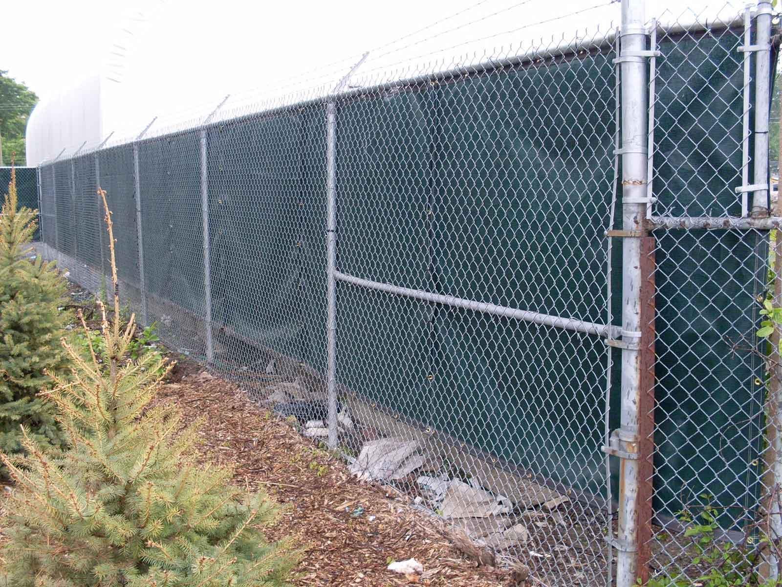 toile de clôture