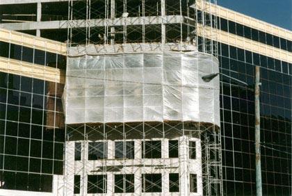 toile de construction