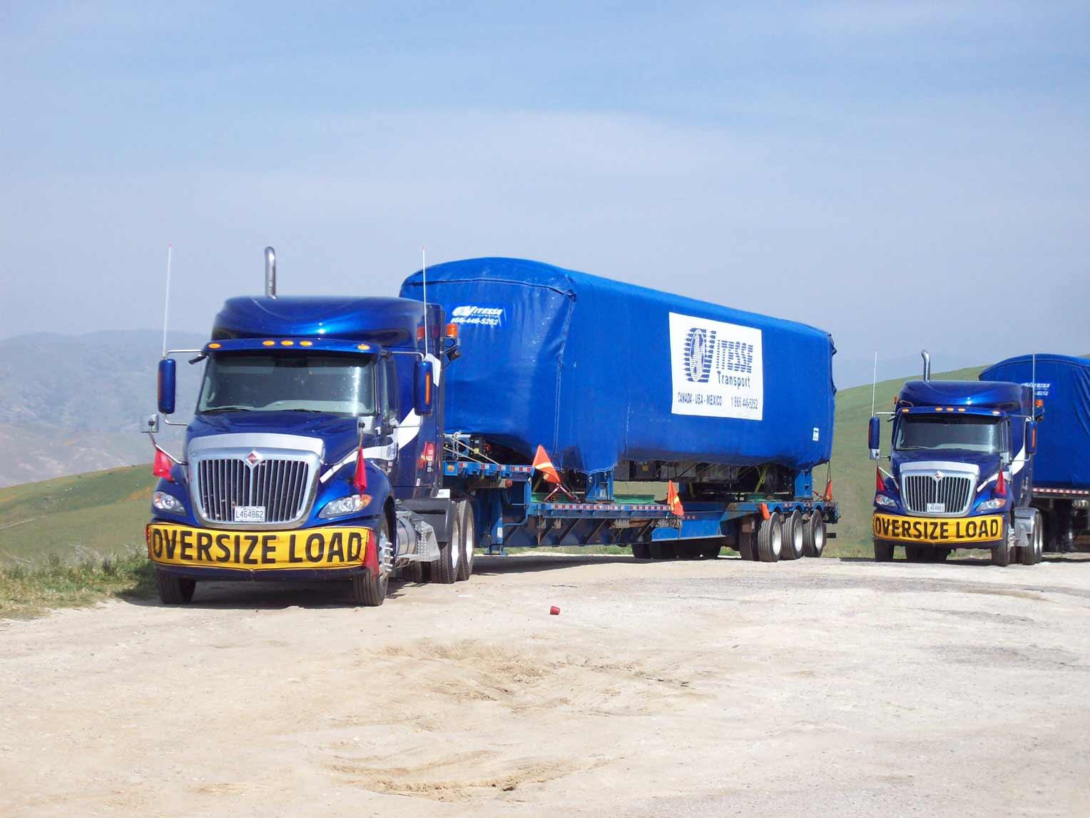 toile de camion sur mesure
